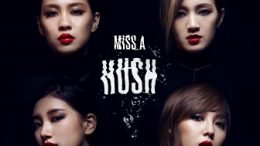 miss A 2nd Album Cover