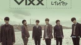 VIXX 1st Album Cover