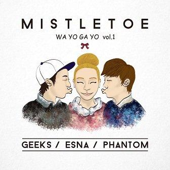 Geeks, Phantom, Esna Single Cover