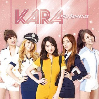 KARA The Animation Cover