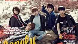 B1A4 2nd Album Cover