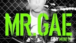 Gary 1st mini-Album Cover
