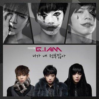 G.IAM Single Cover