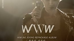 Kim Jaejoong WWW Repackaged Cover