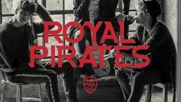 Royal Pirates 2nd mini-Album Cover