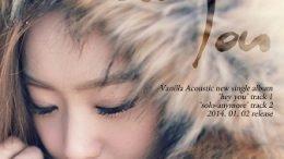 Vanilla Acoustic Single Album Cover