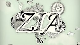 Zia 3rd Album Cover