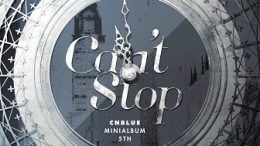 CNBLUE 5th mini-Album Cover