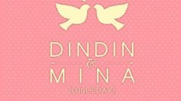 DinDin & Minah Single Cover