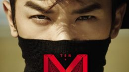 M (Minwoo) EP Cover