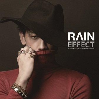 Rain 6th Album Special Edition Cover