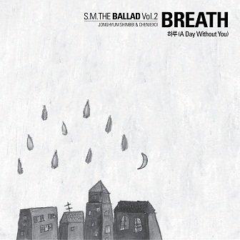 Jonghyun & Chen S.M The Ballad Vol. 2 Cover