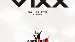 VIXX Deux 20th Anniversary Cover