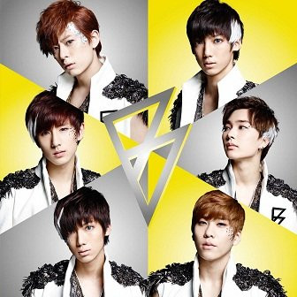 Boyfriend 4th Japanese Single Cover