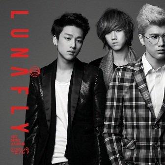Lunafly 1st mini-Album Cover