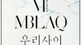 MBLAQ Single Cover