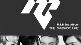M.I.B 2nd Album Cover