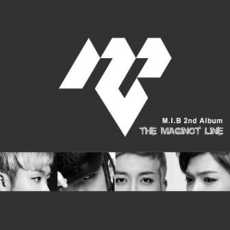 M.I.B 2nd Album Cover