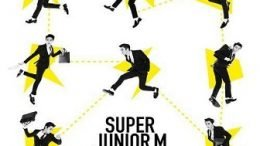 Super Junior M 3rd mini-Album Cover