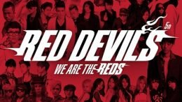 Ailee Red Devils World Cup Cover