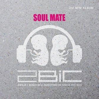 2BiC 2nd-mini-Album Cover