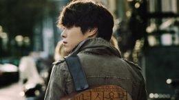 Eddy Kim 1st mini-Album Cover