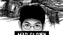 Mad Clown 2nd mini-Album Cover