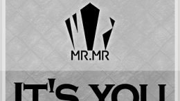 MR.MR Its's You Single Cover