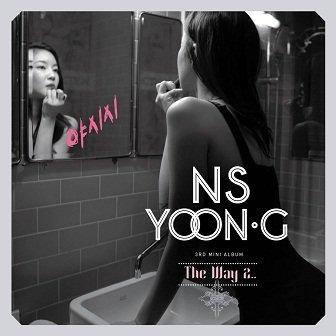 NS Yoon-G 3rd mini-Album Cover