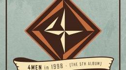 4Men 5th Album Cover