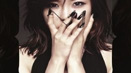 Hyosung 1st Single Album Cover
