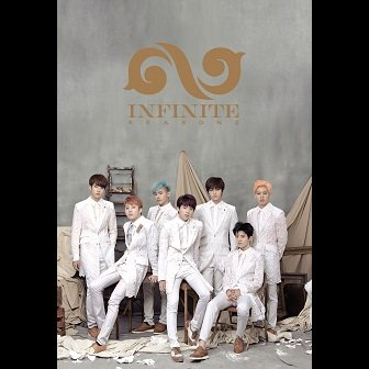 Infinite 2nd Album Cover