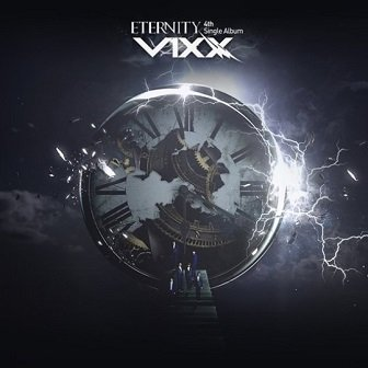 VIXX 4th Single Album Cover