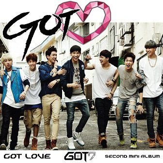 GOT7 2nd mini-Album Cover