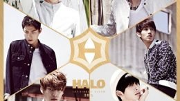 HALO 1st Single Album Cover