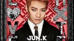 Jun.K Single Cover