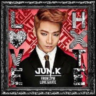 Jun.K Single Cover