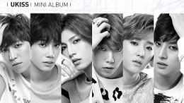U-KISS Mono Scandal mini-Album Cover
