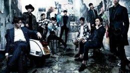ZE:A 2nd mini-Album Cover