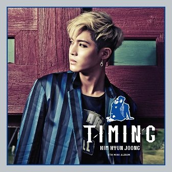 Kim Hyun Joong 4th mini-Album Cover
