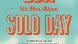 B1A4 5th mini-Album Cover