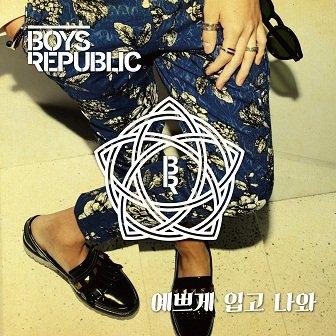 Boys Republic Single Cover