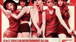 f(x) 3rd Album Cover