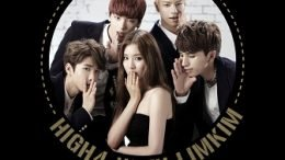 High4, Lim Kim Single Cover