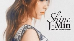 J-Min 1st mini-Album Cover
