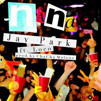 Jay Park Single Cover