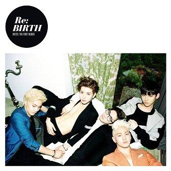 NU'EST 1st Album Cover