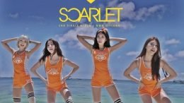 Scarlet 2nd Single Cover