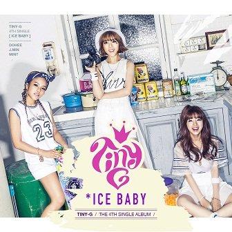 Tiny-G 4th Single Cover