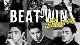 BEAT WIN Single Cover